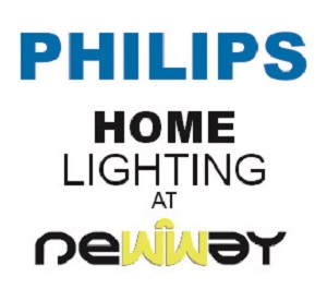 PHILIPS HOME LIGHTING AT NEW WAY