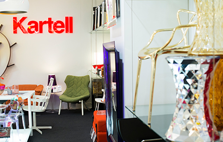 Kartell at e Collection
