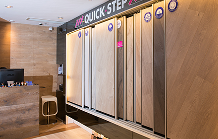 Quick Step Shop